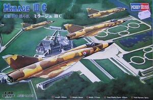 Hobby Boss 1/48 Mirage IIIC 80315 - Italia - Hobby Boss 1/48 Mirage IIIC 80315 - Italia