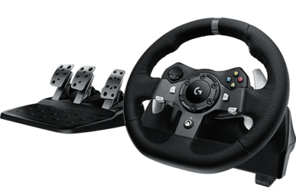 Logitech G920 Driving Force Brand new, unopened for PC/Xbox One