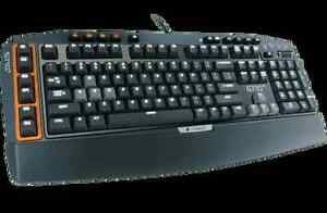 Logitech G710+ Mechanical Gaming Keyboard with Cherry MX Brown