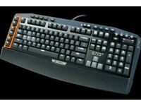 Logitech Gaming Mechanical Keyboard 710+, perfect condition & in original packaging