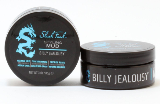 Billy Jealousy Slush Fund Styling Mud, 3 oz.