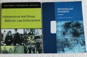 Justice Studies/Police Foundations College Textbooks