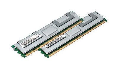 2x 8GB 16GB RAM Speicher Fujitsu Primergy RX300 S3 D2119