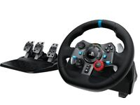 G29 Steering Wheel (PS4/PC) Mint Condition BOXED
