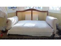 Antique sofa for restoration