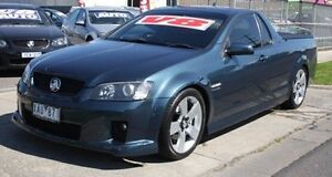 2009 Holden Ute VE MY09.5 SS V Blue 6 Speed Sports Automatic Utility Altona North Hobsons Bay Area Preview