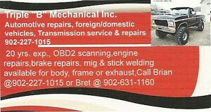 Port Hawkesbury & Surrounding Areas (Automotive Repairs)