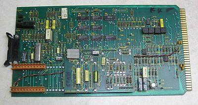 Servomac Ct 220 A Board Mas-a4 Or Mas-a2 Control