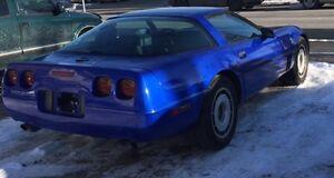 1985 Chevrolet Corvette targa top Coupe (2 door)
