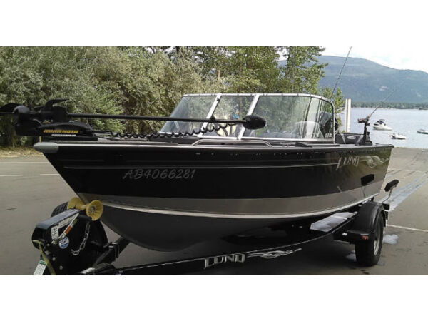 Used 2009 Lund Boat Co 1700 PRO SPORT FISHING BOAT