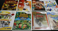 17 Wii / Xbox 360 Games