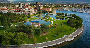 Kelowna's Delta Grand! Kelowna's Best Okanagan Lake Resort!