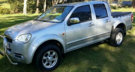 2009 Great Wall V240 4x4 dual cab ute Gympie Gympie Area Preview