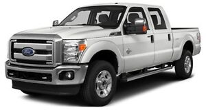 2014 Ford F-350 Lariat Nav. Moonroof. Trailer Tow.