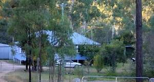 465ac eco healthy and private lifestyle and grazing block. Kingaroy South Burnett Area Preview