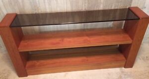 TEAK SOFA TABLE Cambridge Kitchener Area image 1