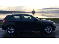 BMW 1 SERIES 2.0 116i Sport 3dr Low Mileage