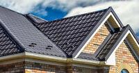 Metal roof installation half price