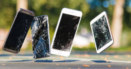 iPhone repairs & affordable accessories