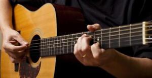 Guitar Lessons Beginner to Intermediate