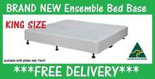 King Size Ensemble Base - BRAND NEW - DELIVERED FREE New Farm Brisbane North East Preview