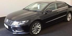 Volkswagen CC 2.0TDI ( 140ps ) BMT 2013MY GT FROM £41 PER WEEK.