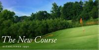 Knollwood Golf Pass for 2 - with cart, free reply