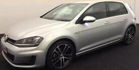 Volkswagen Golf GTD FROM £72 PER WEEK!