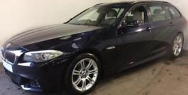 BMW 520 2.0TD auto 2012MY d M Sport Touring FROM £62 PER WEEK!