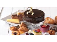 Pastry Chef Production £10.50 per hour Surrey