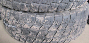 Nittos and Toyo Pairs Tires 20 INCH-275.65.20=75% THESE ARE 4 TI