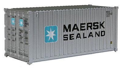 H0 Container 20 Fuß Maersk Sealand -- 8051 NEU