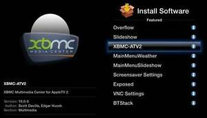 Jailbroken Apple TV 2 Loaded - Movies, TV Shows Live Sports PPV