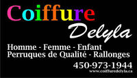 Coiffure / Extensions / Perruques / Hairdresser / Stylist