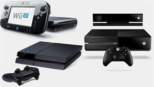 Get 2 FREE Games w/ every Console Purchase