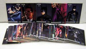 1995-BATMAN-FOREVER-Trading-Card-Set-of-120-KATC-171