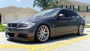 GENUINE Miro111 18x8.5 18x9.5 Wheels 5x120 CONCAVE hellaflush BMW e90 e92 e46 Z4