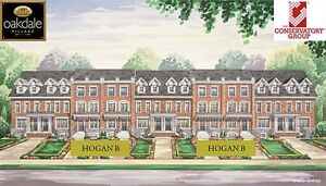 Brand New Freehold Townhomes in NORTHYORK from $594,900 VIP SALE Cambridge Kitchener Area image 1