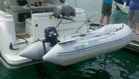 Dingy lift- Dingy Caddy-Davits