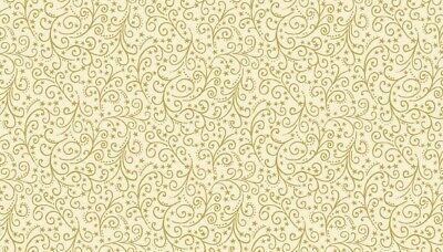 Metallic Scroll (Makower Metallic Scroll (Cream) 100% Cotton FQ/Metre Patchwork Quilting)
