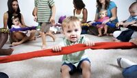Music Pups (preschool music classes for children up to age 4)