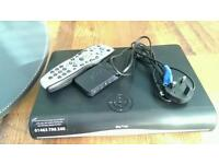 Sky +HD box, dish, remote in perfect working order