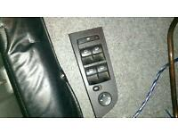 Driver side electric panel