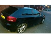 Audi S3 2010 DOG 45000 Miles FACELIFT damaged bargain quick sale