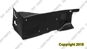 Fender Liner Front Passenger Side Front Section Chevrolet Uplander 2005-2007