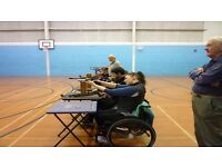 Disability Shooting Club in Poole, Dorset