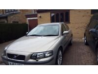 Volvo S60 Saloon 2.4 Diesel, TD, D5, 163 BHP, Full leather. 10 SERVICE STAMPS, Automatic 4 new tyre
