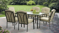 Wanted - Patio Set