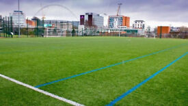 Join our footy league in Wembley!