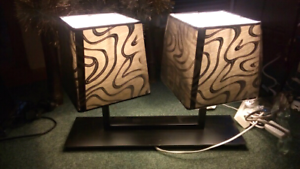 Luxurious brand new table lamp (rrp $169)